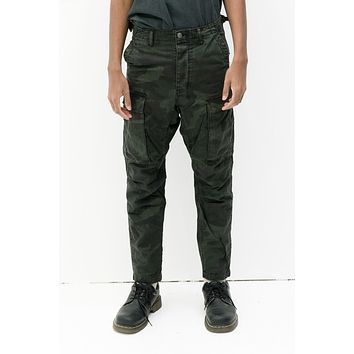 Frequency Pant in Camo