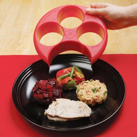 Meal Measure Weight Loss Portion Control Plate