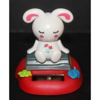 Solar Powered Bunny Dancing Toy