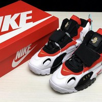 Nike AIR MAX SPEED TURF Retro Men Shoes Sneakers Sport Basketball White Black Red Size 40-45
