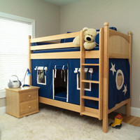 Caleb's Clubhouse Bunk Beds