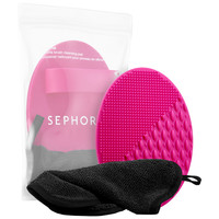 Sephora: SEPHORA COLLECTION : Polish Up Silicone Brush Cleansing Pad : cosmetic-brush-cleaner
