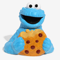 Sesame Street Cookie Monster Cookie Jar
