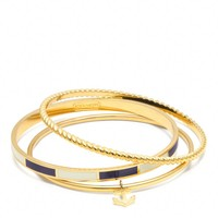 Coach :: Anchor Stripe Stacking Bracelet