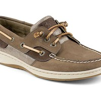 Sperry Top-Sider Womens Ivyfish Boat Shoes in Brushed Taupe STS93559
