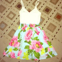 Hollister Floral Dress