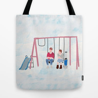 The Fault in Our Stars #4 Tote Bag by Anthony Londer | Society6