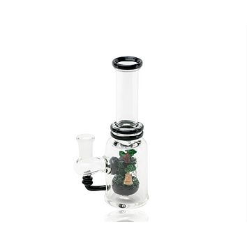 Empire Glassworks Mini Beaker - Zen Bonsai