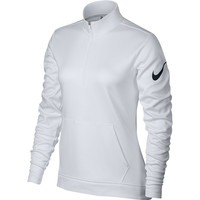 Nike Ladies & Plus Size Long Sleeve Therma Half Zip Golf Shirts - Assorted Colors