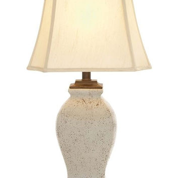 Classic Neutral Table Lamp