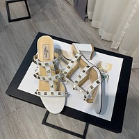Valentino Willow nail slippers-3