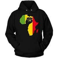 AFRICAN BLACK POWER FISTAFRICAN BLACK POWER FIST
