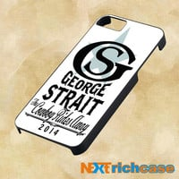 George Strait The Cowboy Rides Away For IPHONE, IPOD, IPAD and SAMSUNG GALAXY CASE
