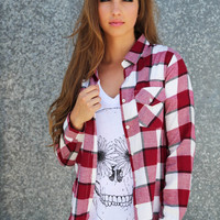 It's A Plaid Thing {Red}
