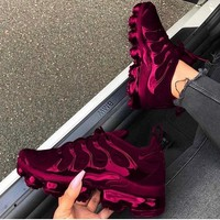 Nike Air Vapormax Plus Fashion Running Sport Shoes Sneakers #2536