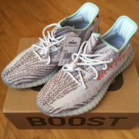 Adidas Yeezy Boost 350 V2 Blue Tint Size 11 new in box Yeezy Supply