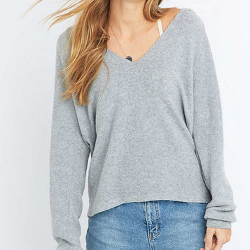 Project Social T So Fluffy Hoodie - Urban Outfitters