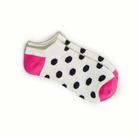 AEO Polka Dot Shortie Sock | American Eagle Outfitters