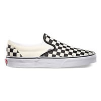 Kids Checkerboard Slip-On | Shop Kids Shoes at Vans