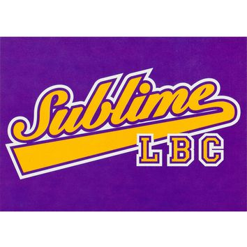 Sublime - LBC Postcard