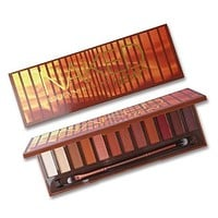 Stylish Naked Heat Eyeshadow Palettes