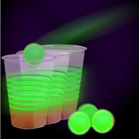 Glow in the Dark Beer Pong Party Pack #79073: Everything Else