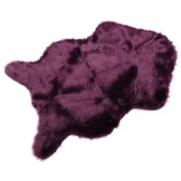 Soft Sheepskin Rug Mat Chair Cover