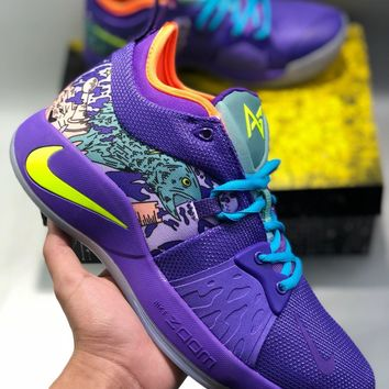 Nike PG2 PlayStation4 Men's and women's cheap nike shoes