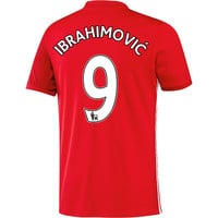 Ibrahimovic Jersey Manchester United