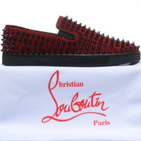 : shosouvenir : christian louboutin[CL] Fashionable casual shoes