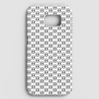 Gucci Logo Pattern Samsung Galaxy S7 Edge Case