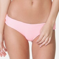 Junior Women's Rip Curl 'Maverick' Reversible Bikini Bottoms