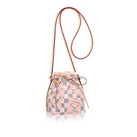 Products by Louis Vuitton: NANO NOE D.AZUR TAH.ROSE