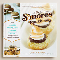 """The S'mores Cookbook"" - World Market"