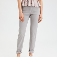 AE Denim X Tomgirl Pant, Light Gray