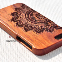 real wood iphone 5s case,walnut iphone 6 case, bamboo engraved iphone 6plus case, wooden iphone case 6plus, wooden phone case,gift