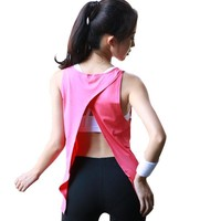 Loose Fit Breathable Workout Vest
