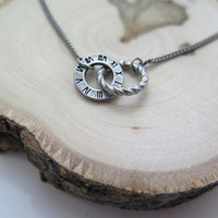 Timing Necklace