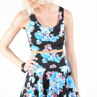 Romancing Floral Two Piece Set (Small/Indie Brands)