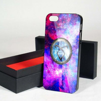 divergent in galaxy iPhone Case And Samsung Galaxy Case
