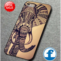 Elephant aztec (3) for iphone, ipod, samsung galaxy, HTC and Nexus PHONE CASE