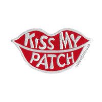 Kiss My Patch on Sale for $2.99 at HippieShop.com