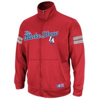 NBA Men's Los Angeles Clippers Blake Griffin Full Zip Hoodie By Majestic