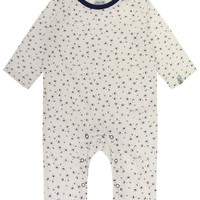 Bear Print Sleepsuit by Lilly+Sid