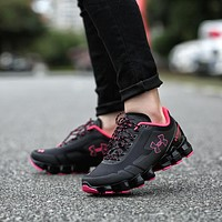 Under Armour UA Scorpio Women Running Shoes Black Pink