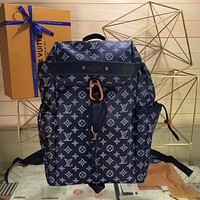lv louis vuitton shoulder bag lightwight backpack womens mens bag travel bags suitcase getaway travel luggage 113