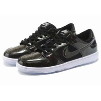 NIKE SB DUNK LOW TRD Fashion Man sneakers Sports Shoes Black G-MLDWX
