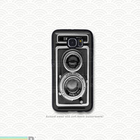 VIntage Camera, Two Variations, Custom Phone Case for Galaxy S4, S5, S6