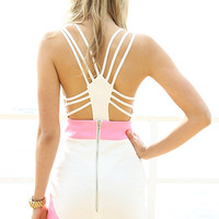 SABO SKIRT  Casper Leotard - $42.00