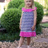 Sleeveless Ruffled Summer Dress